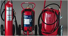 Loose Fire Fighting Equipment